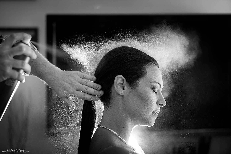 hairspray-stylist-bridesmaid-wedding-photography-black-white-northumberland