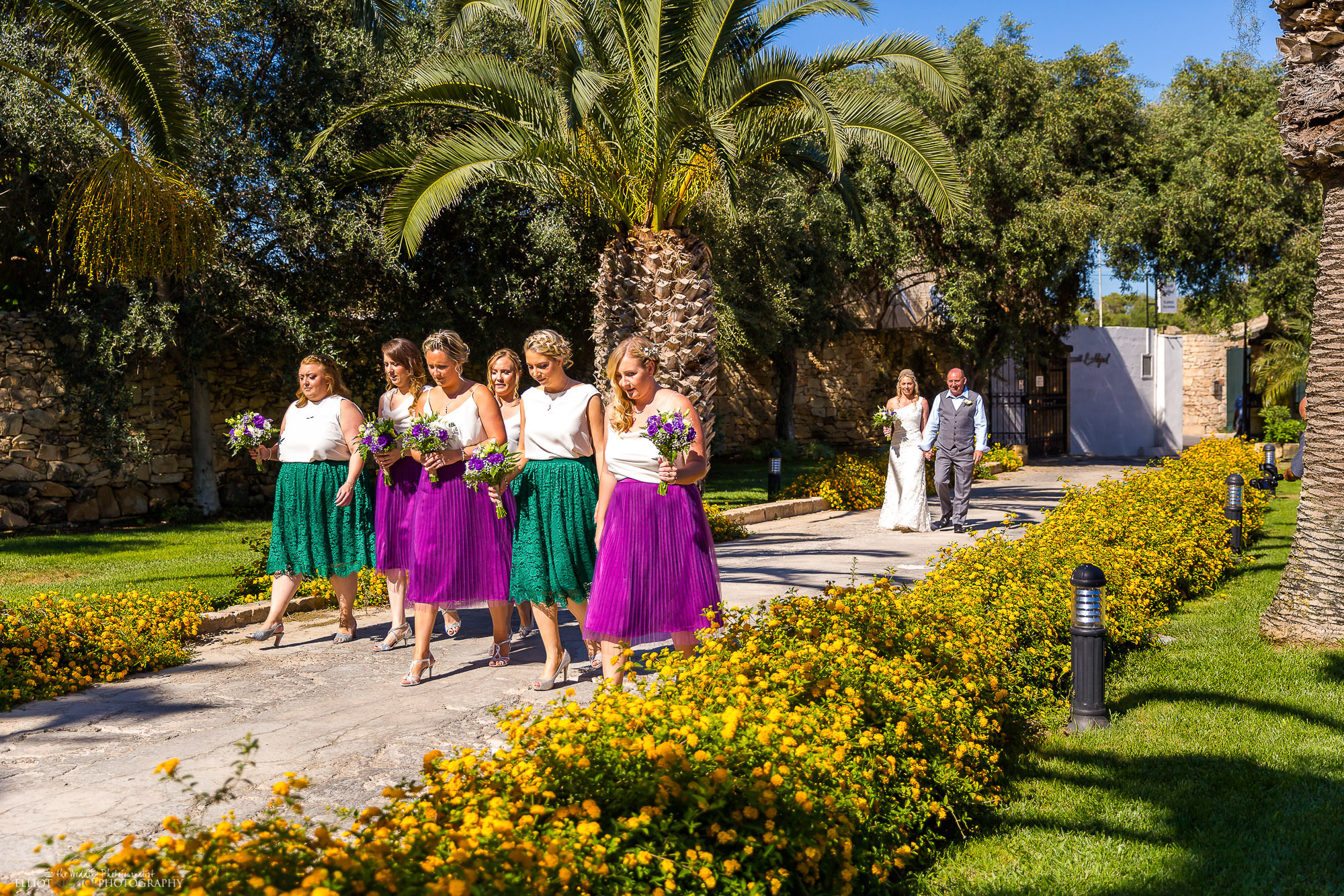 bride-father-wedding-bridesmaids-procession-ceremony-weddings-photographer