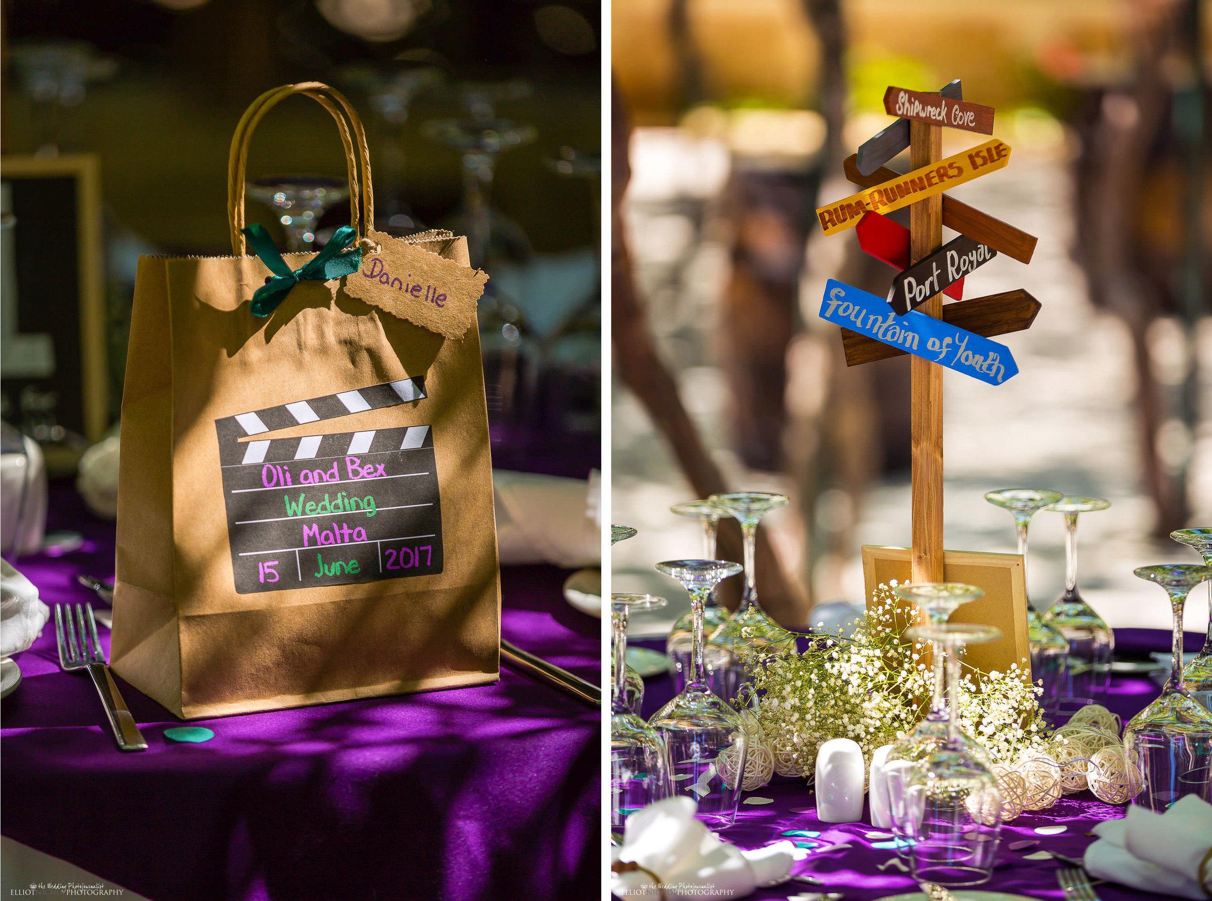 movie-film-wedding-theme-decor-decorations-table-weddings-photographer