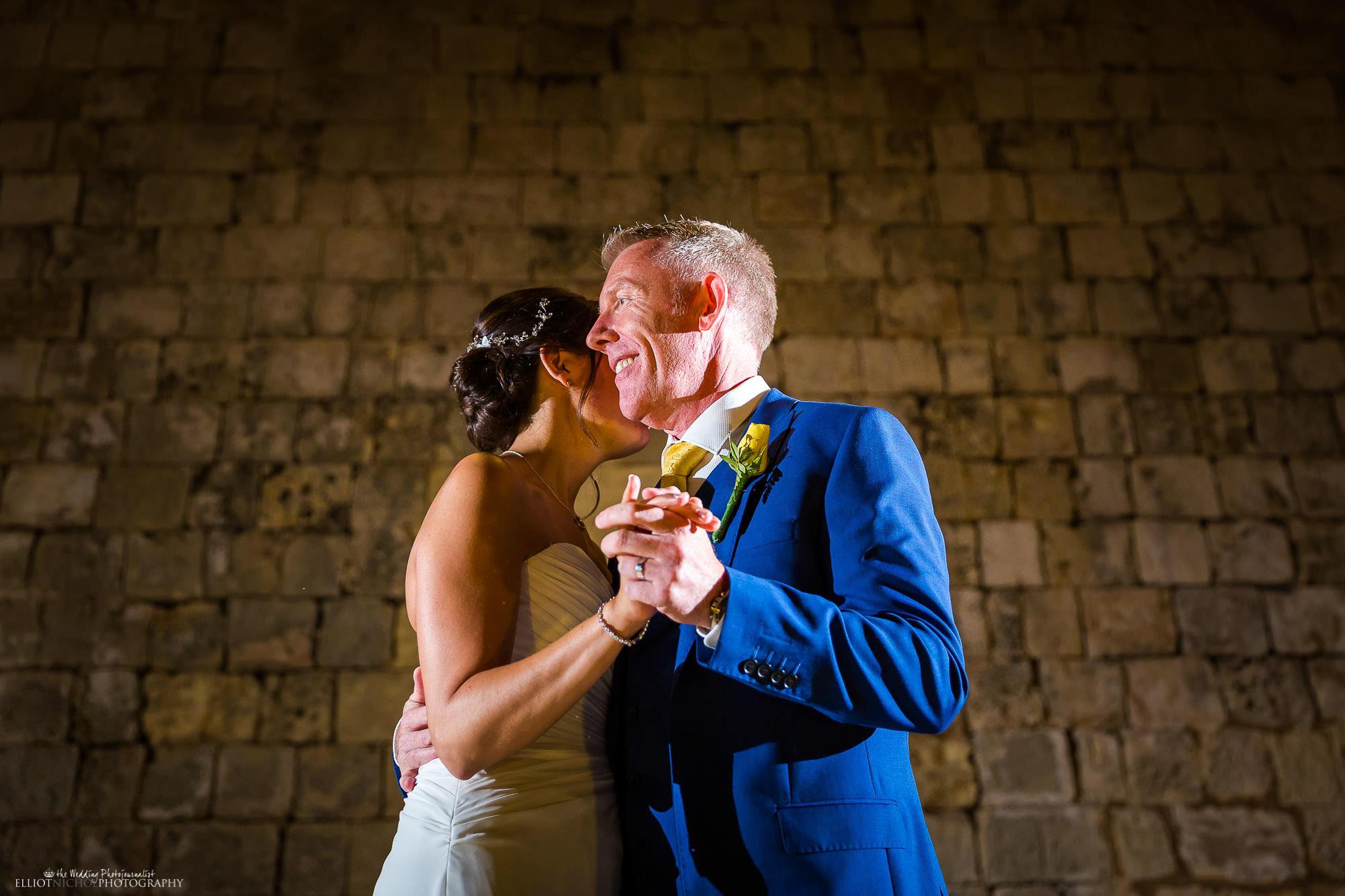 first-dance-newlyweds-dancing