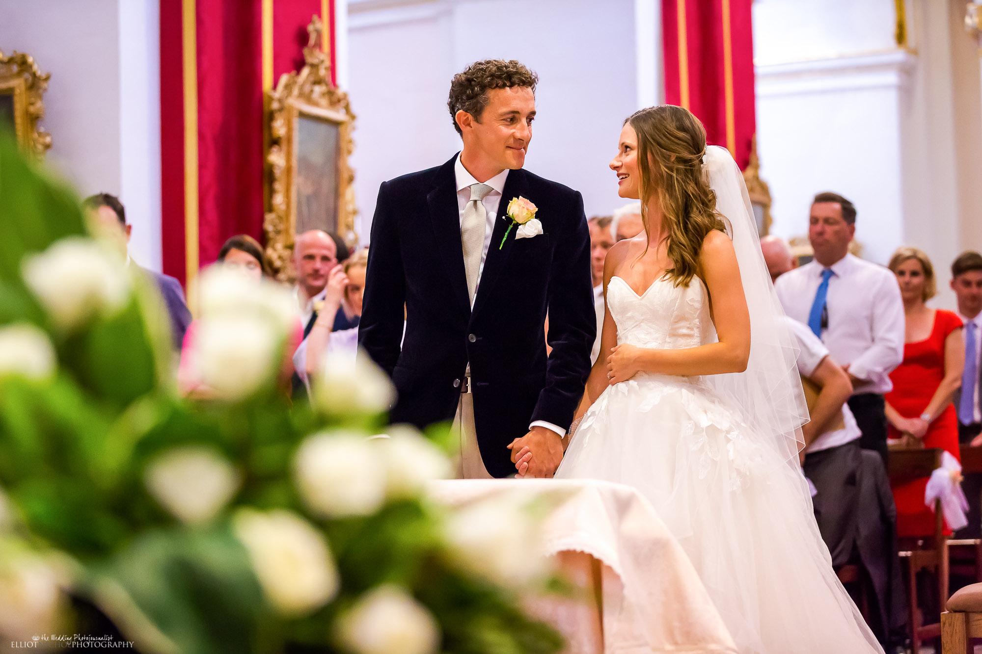 Bride-groom-church-wedding-ceremony-Northeast-photographer