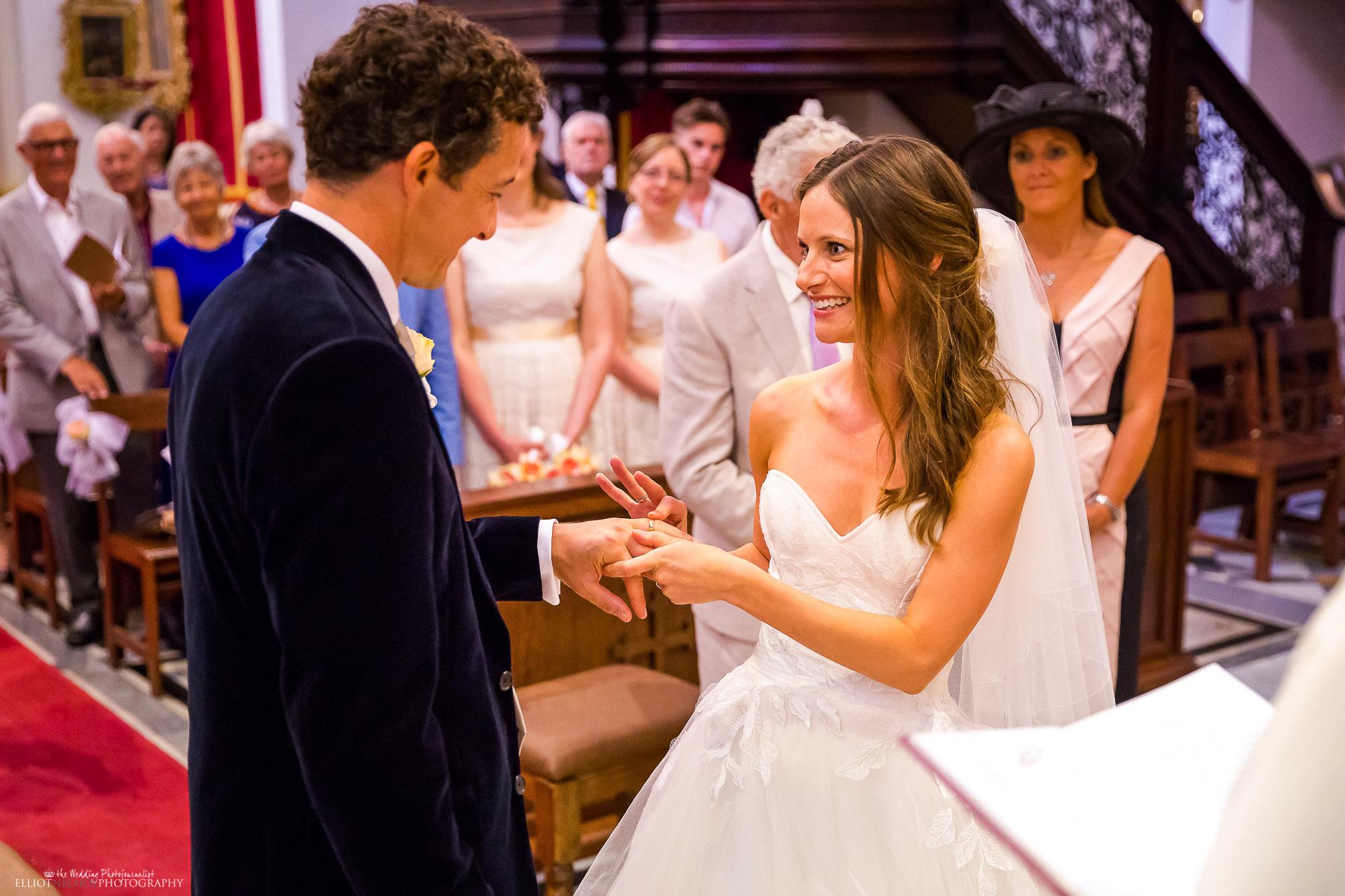 wedding-ring-ceremony-exchange-bride-groom-Northeast-photographer