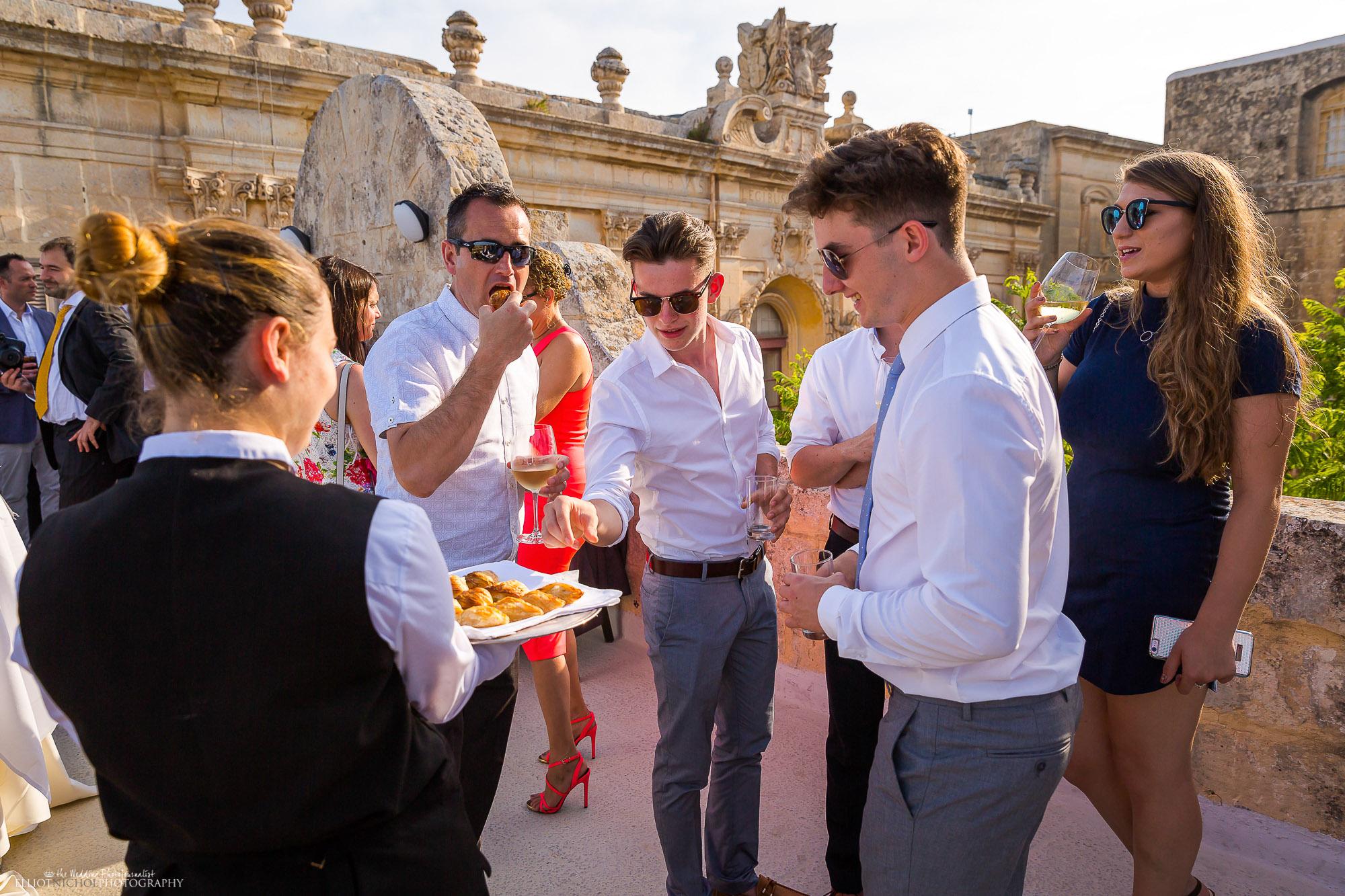 catering-wedding-Xara-Palace-Malta-wedding-reception