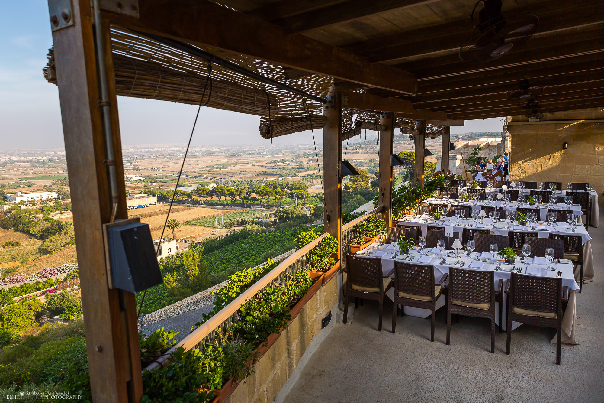 destination-wedding-rooftop-terrace-dinner-setup-reception