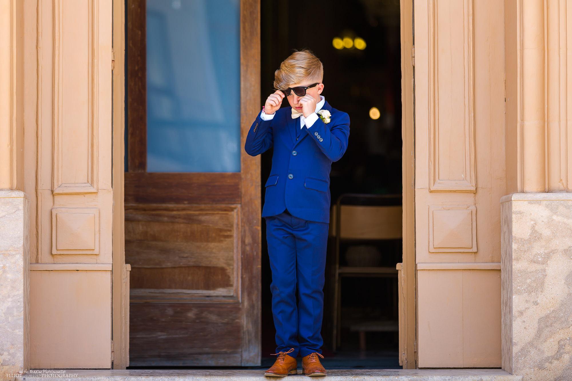 pageboy-wedding-church-destination-Malta-photographer