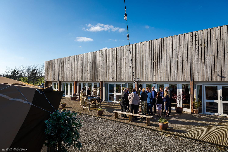 Vallum Farm, North East wedding and event venue. Photo by Elliot Nichol Photography.