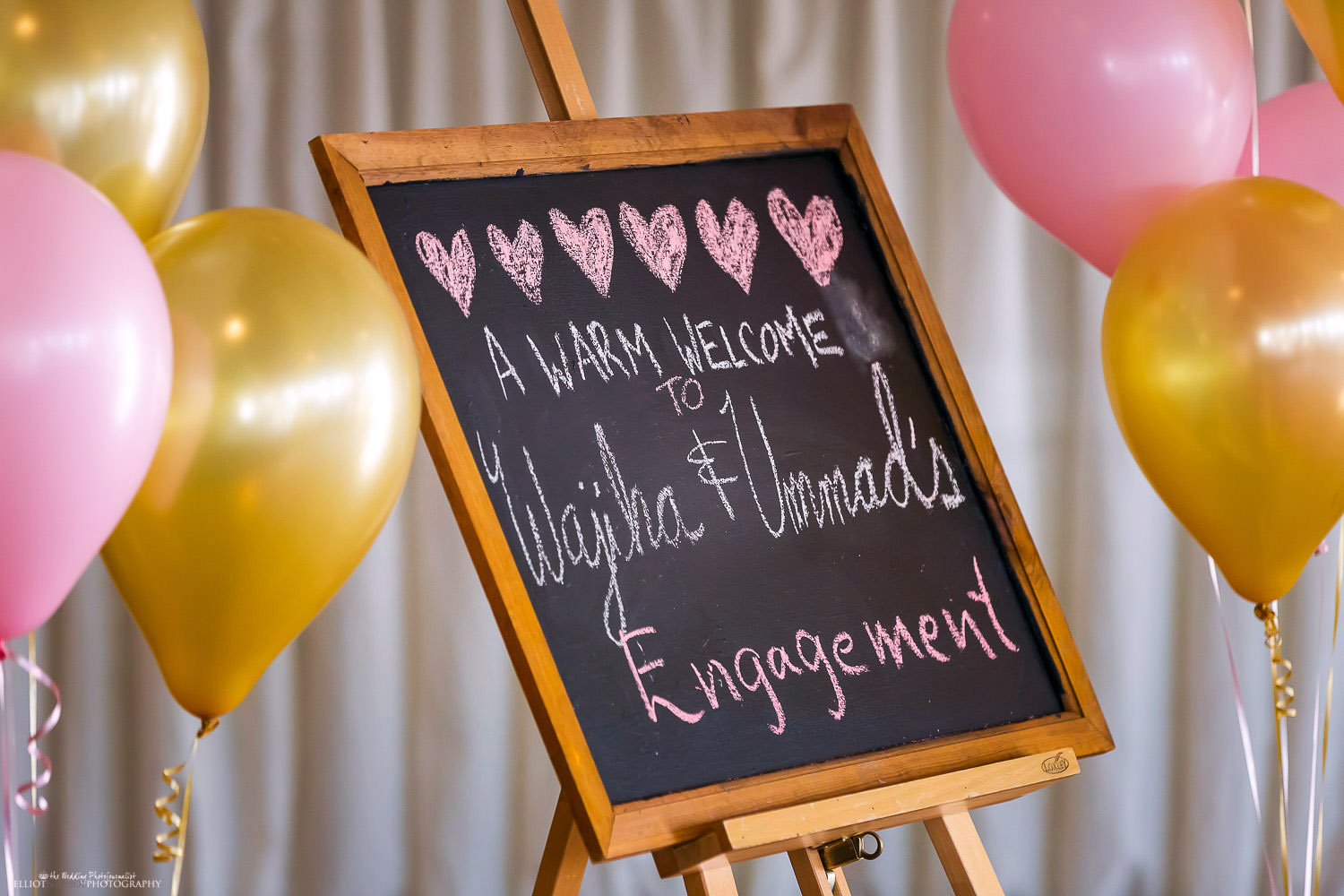Engagement party at Newcastle's Vallum Farm. Photo by Elliot Nichol Photography.