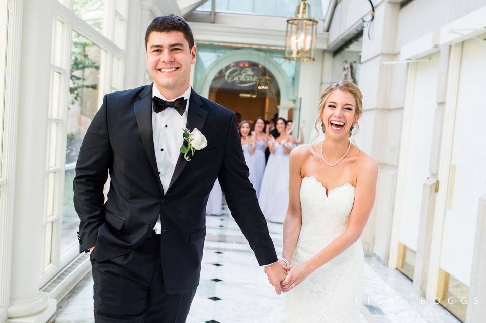 Laura and Neil's DC Fairmont Hotel Wedding