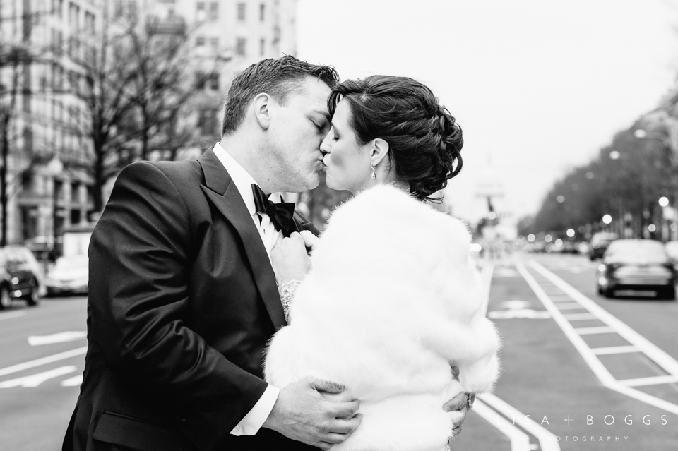 Ashley & Tom's New Years Eve DC Wedding