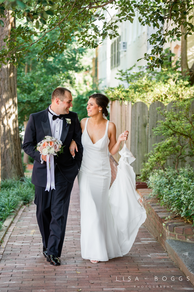 Emily and Andy's Fairmont DC Wedding