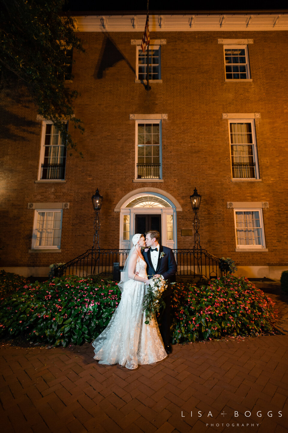Arielle & Hugh's Decatur House Wedding