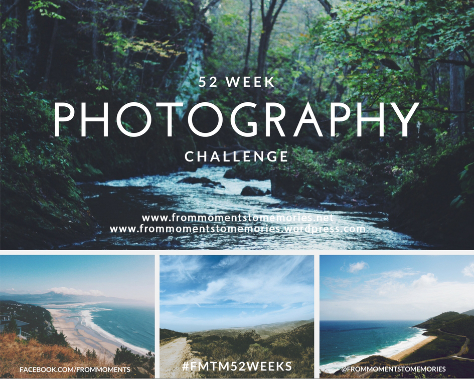52 Week Photography Challenge From Moments to Memories