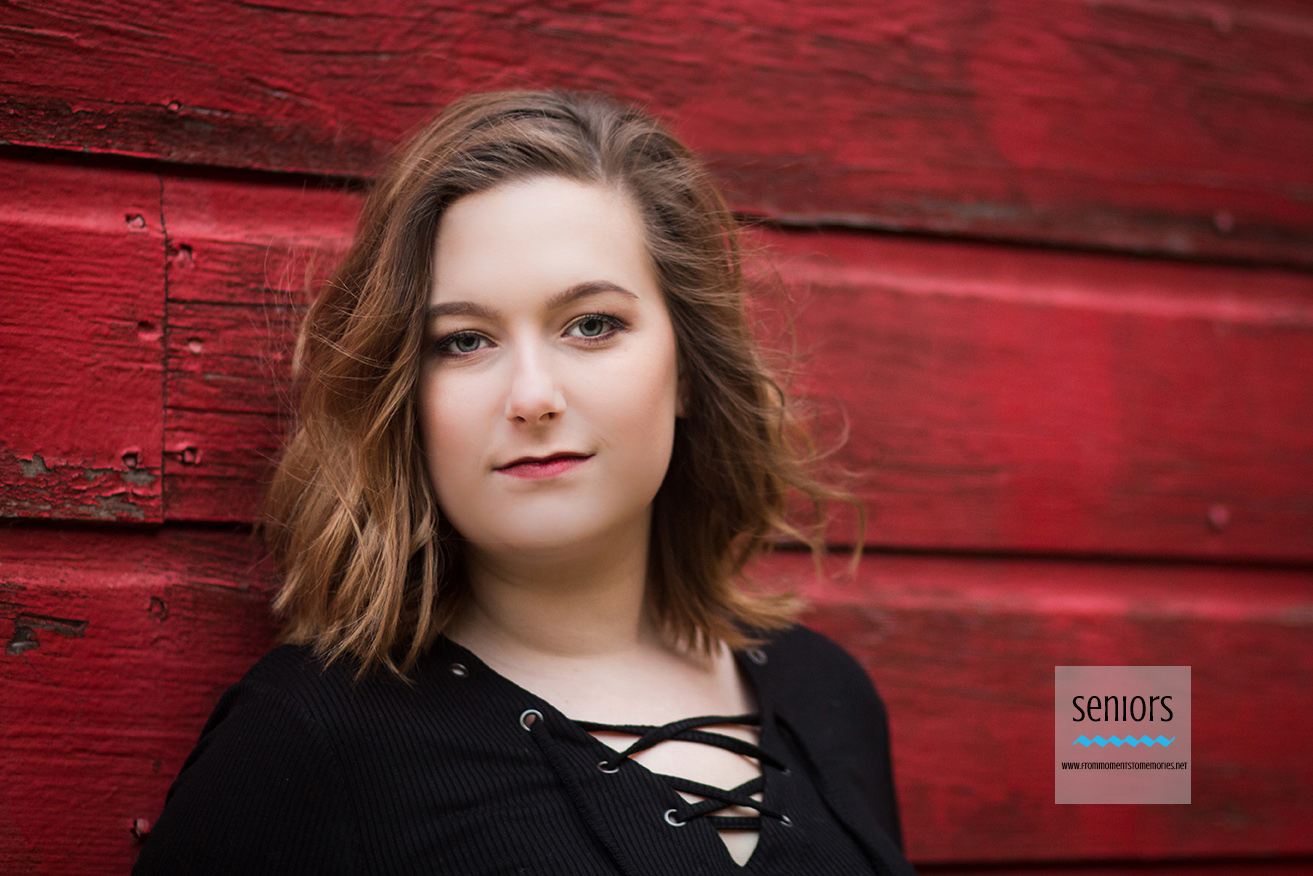 senior photo session, henry's woods park, rogers, minnesota