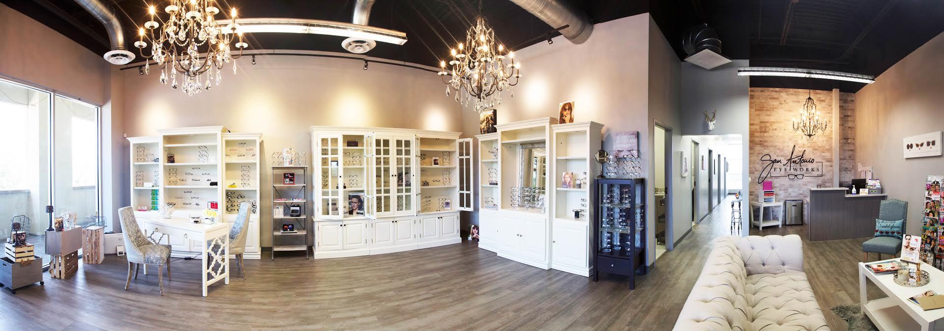 San Antonio Eyeworks Office