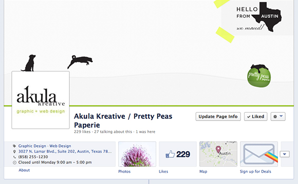 Akula Kreative Facebook Cover
