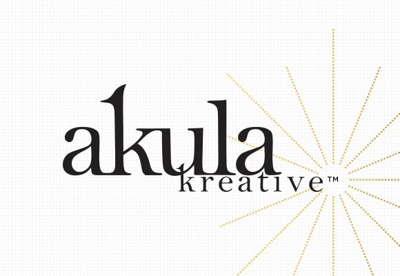 Akula Kreative graphic + web design