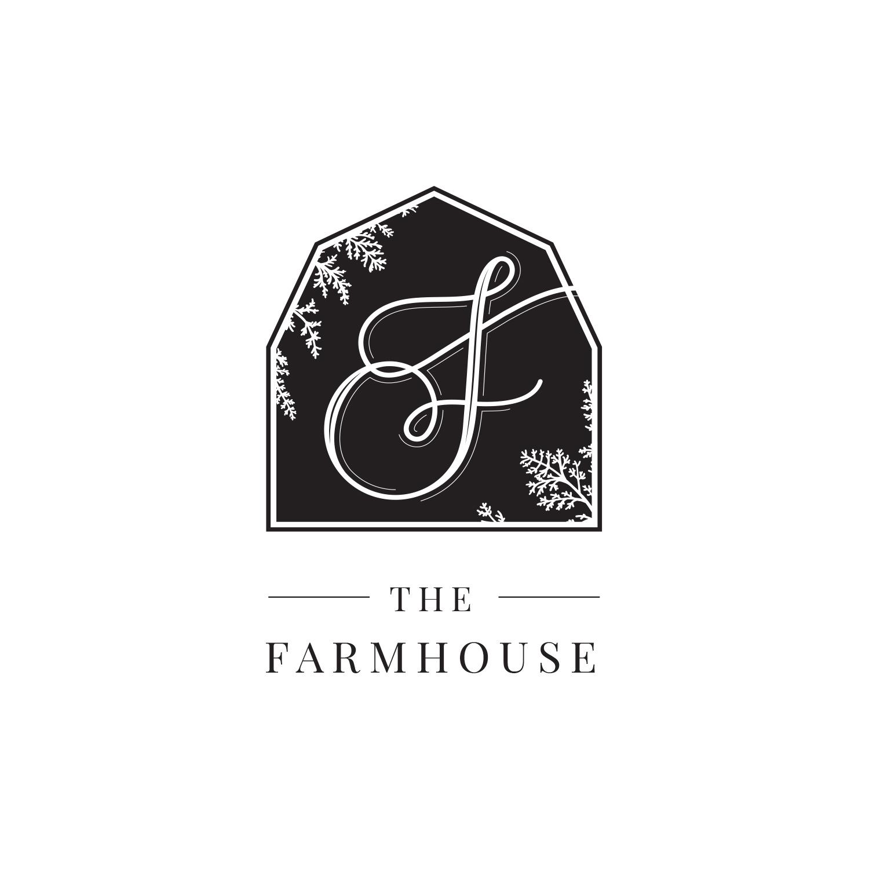 Combination Mark Logo for The Farmhouse by Akula Kreative