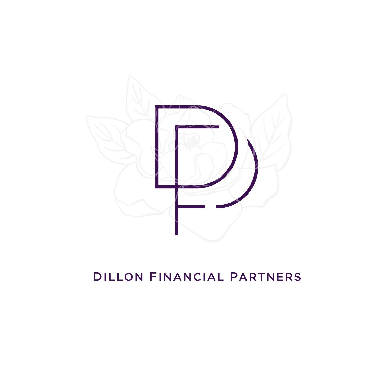Monogram Logo for Dillon Financial Partners by Akula Kreative