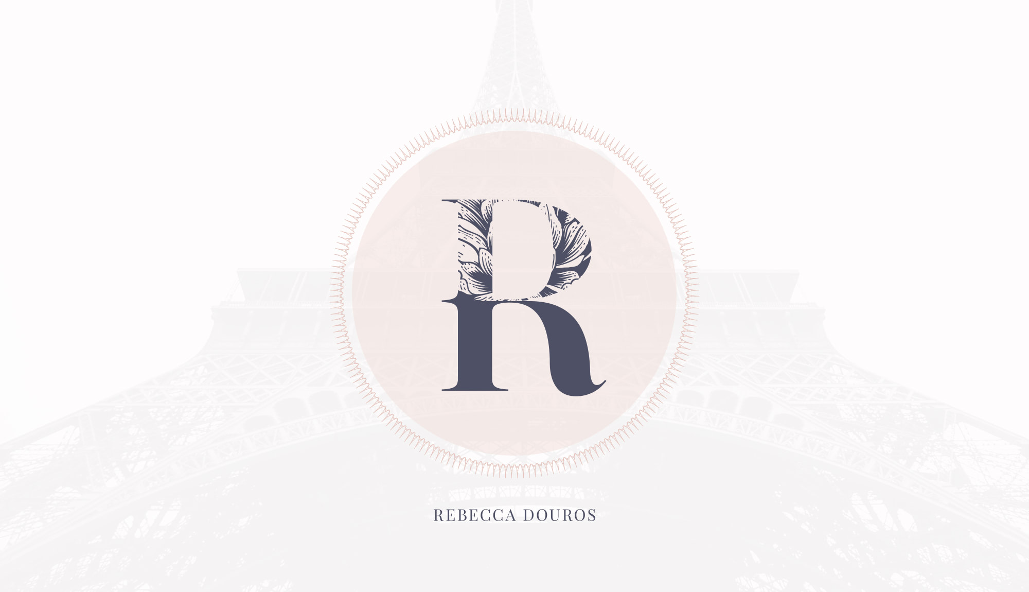 Paris-Inspired Logo Design | Akula Kreative