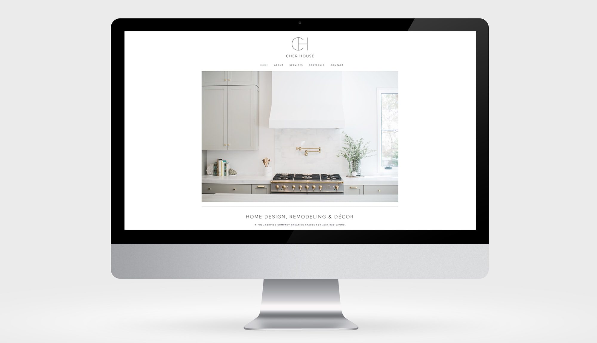 Custom Squarespace Design | Akula Kreative