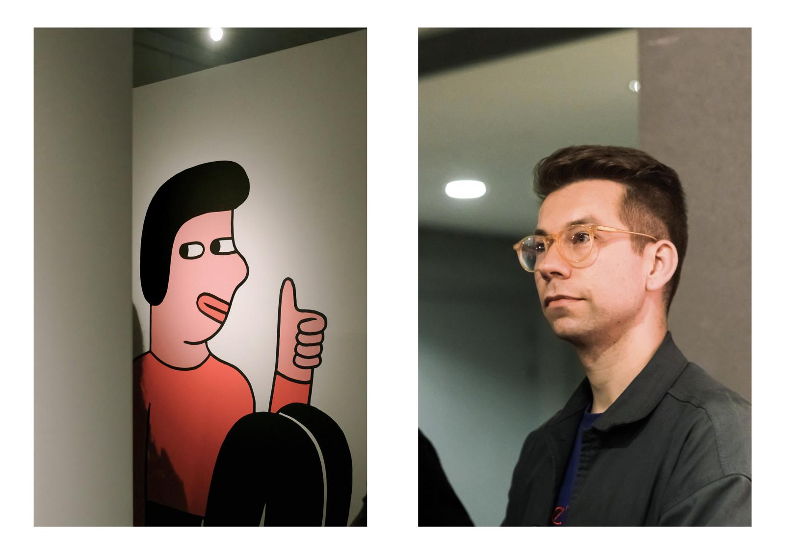 Andy Rementer @ Treviso Comic Book Festival