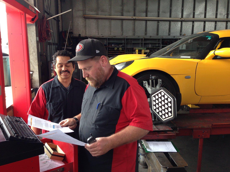 Wheel Alignment & Tire Sales