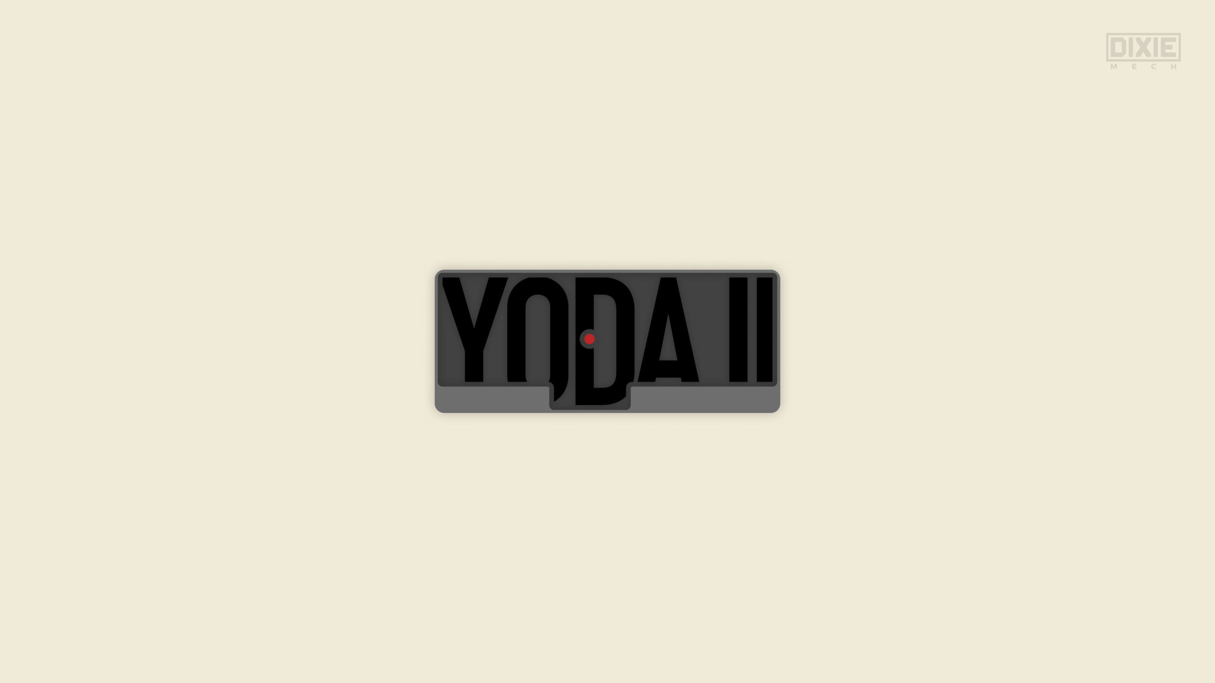 Yoda II by TEX