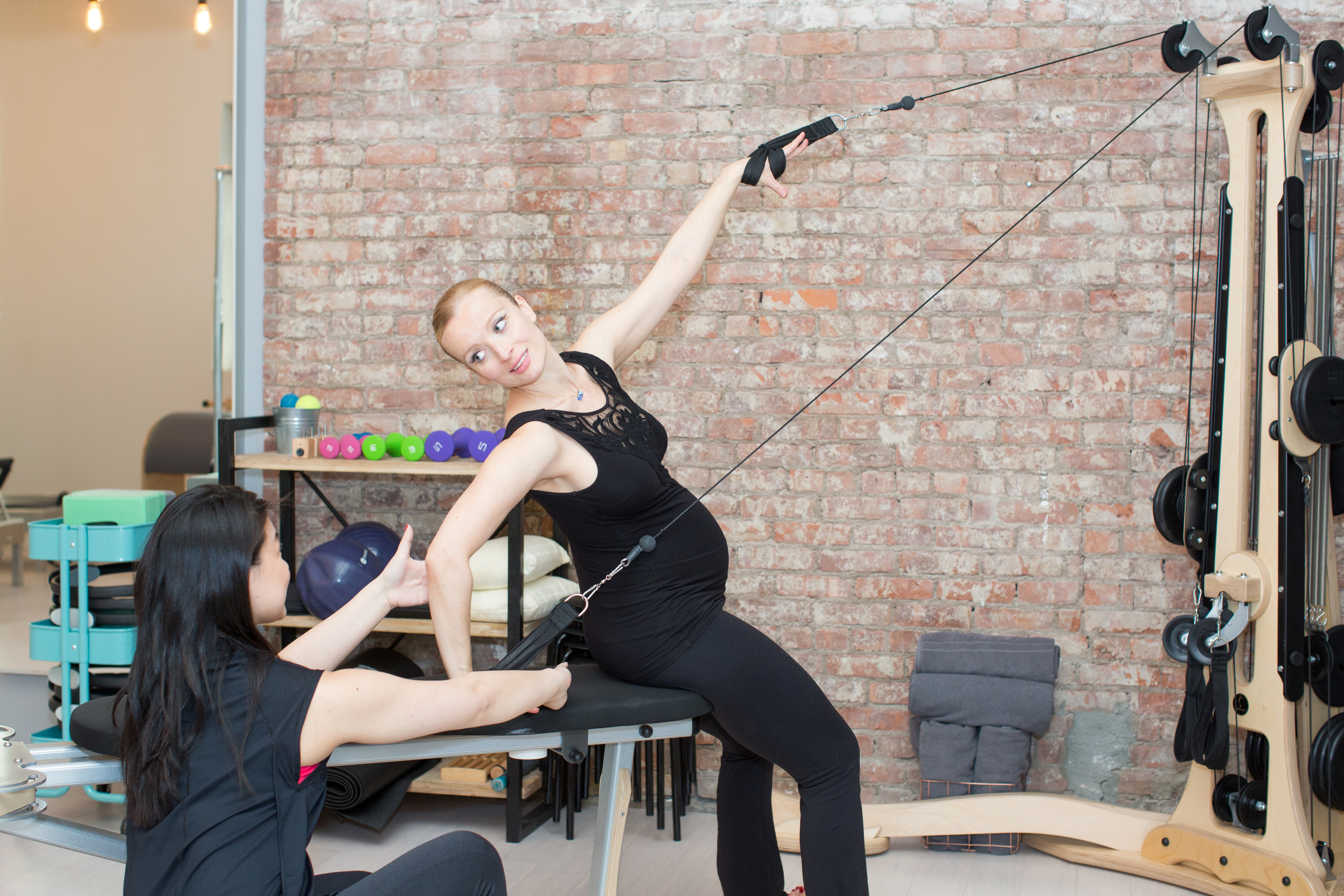 Pilates and GYROTONIC® Privates
