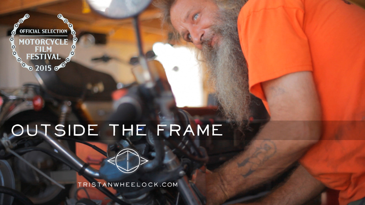 Excited to find out that  Outside the Frame  was selected to be part of the 2015 Motorcycle Film Festival!  If you're in Brooklyn on September 26 shoot by the Nihil Gallery and check it out!      http://www.motorcyclefilmfestival.com/saturday-215-92615
