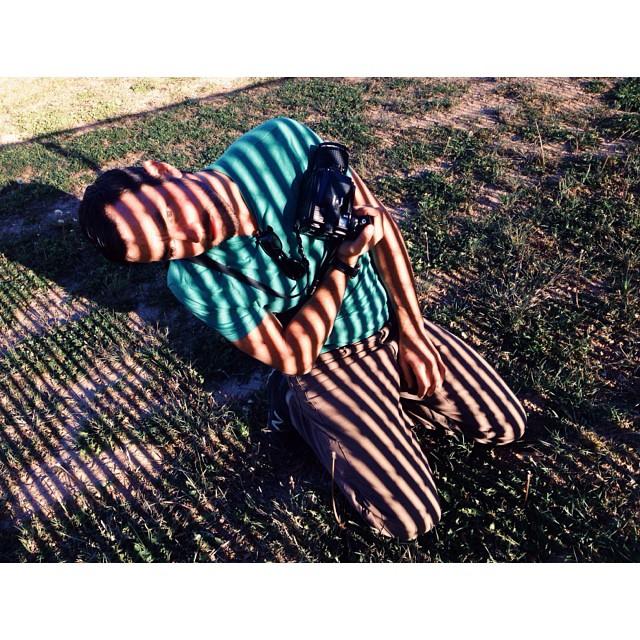 @briansokol experiencing shadow fatigue. #shadows #portrait #photographeratwork #utah