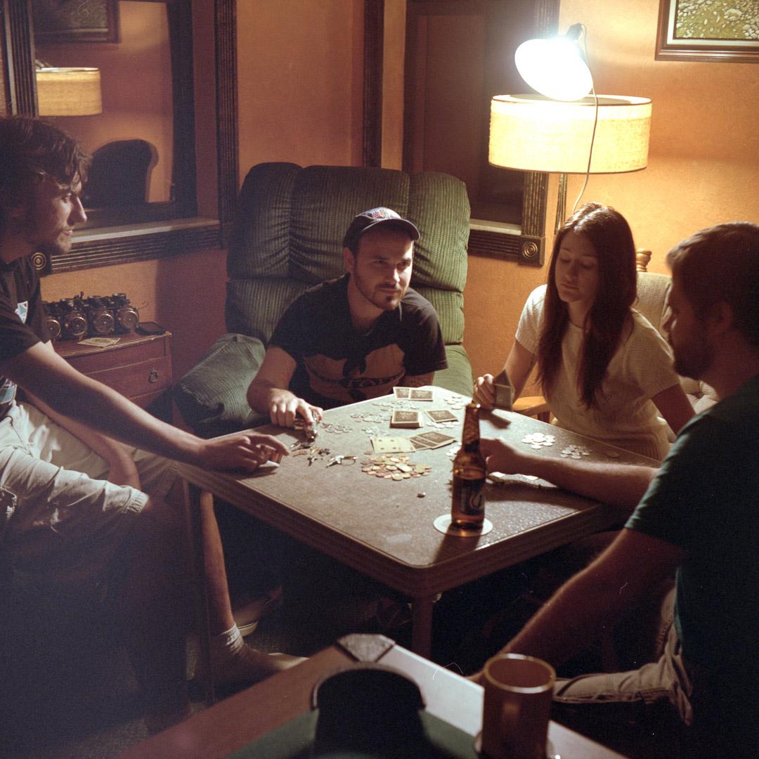 Poker Faces. Florida. 2012
