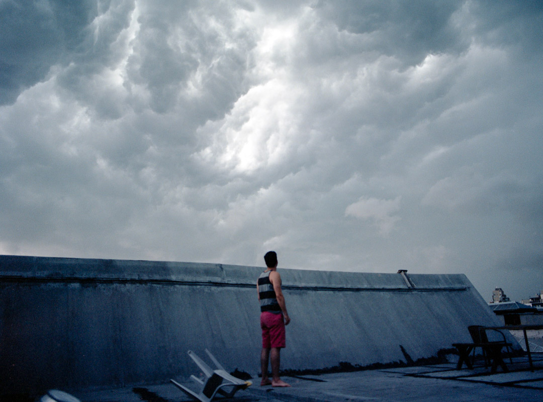 Big Storm. Greenpoint, Brooklyn 2012