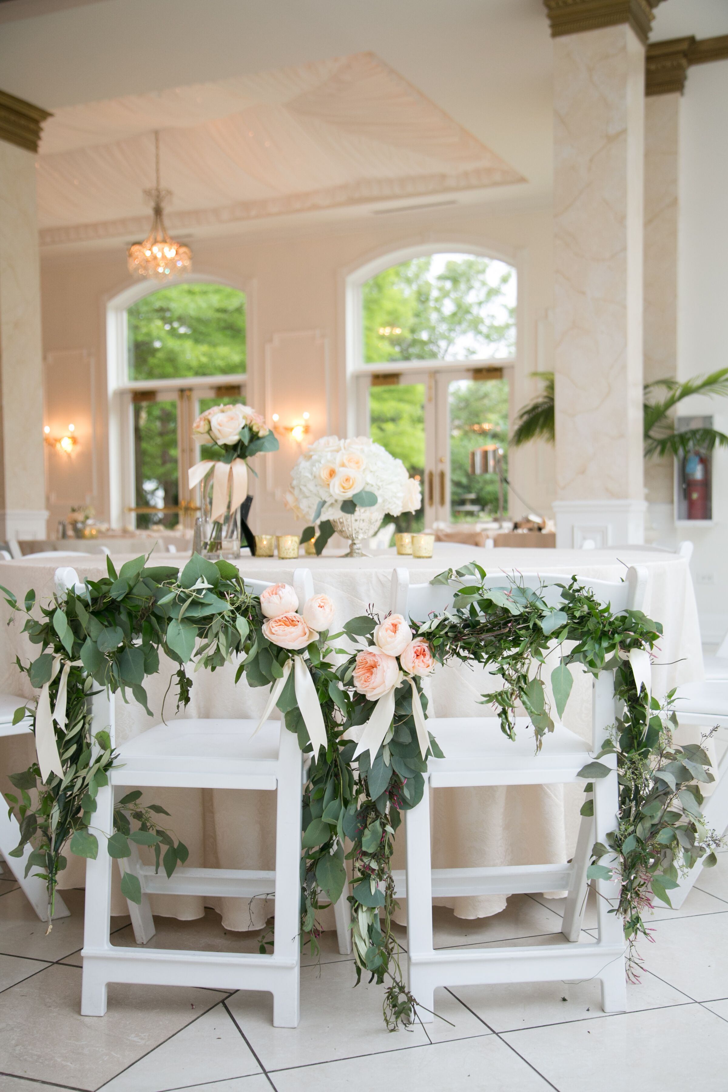 Spring Wedding at the Haley Mansion