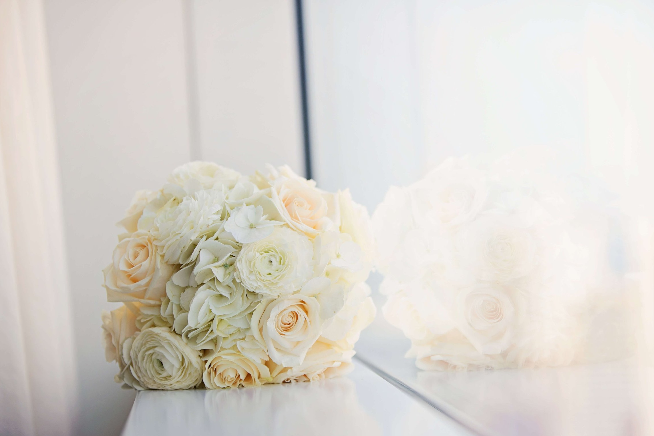 Timeless White Bouquet