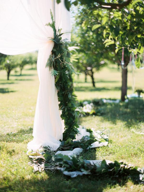 Glamorous Vineyard Photoshoot