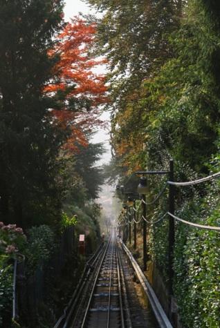 Funicular, Lake Como