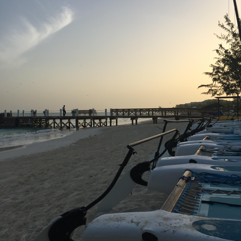 Sunrise Beach Yoga at  Beaches