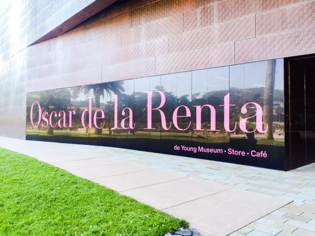 Oscar de la Renta: The Retrospective, de Young Museum