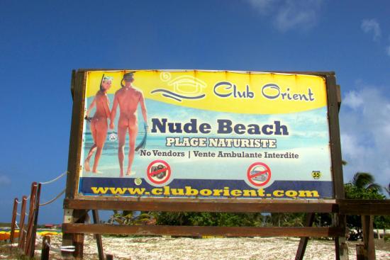 Club Orient, Orient Beach
