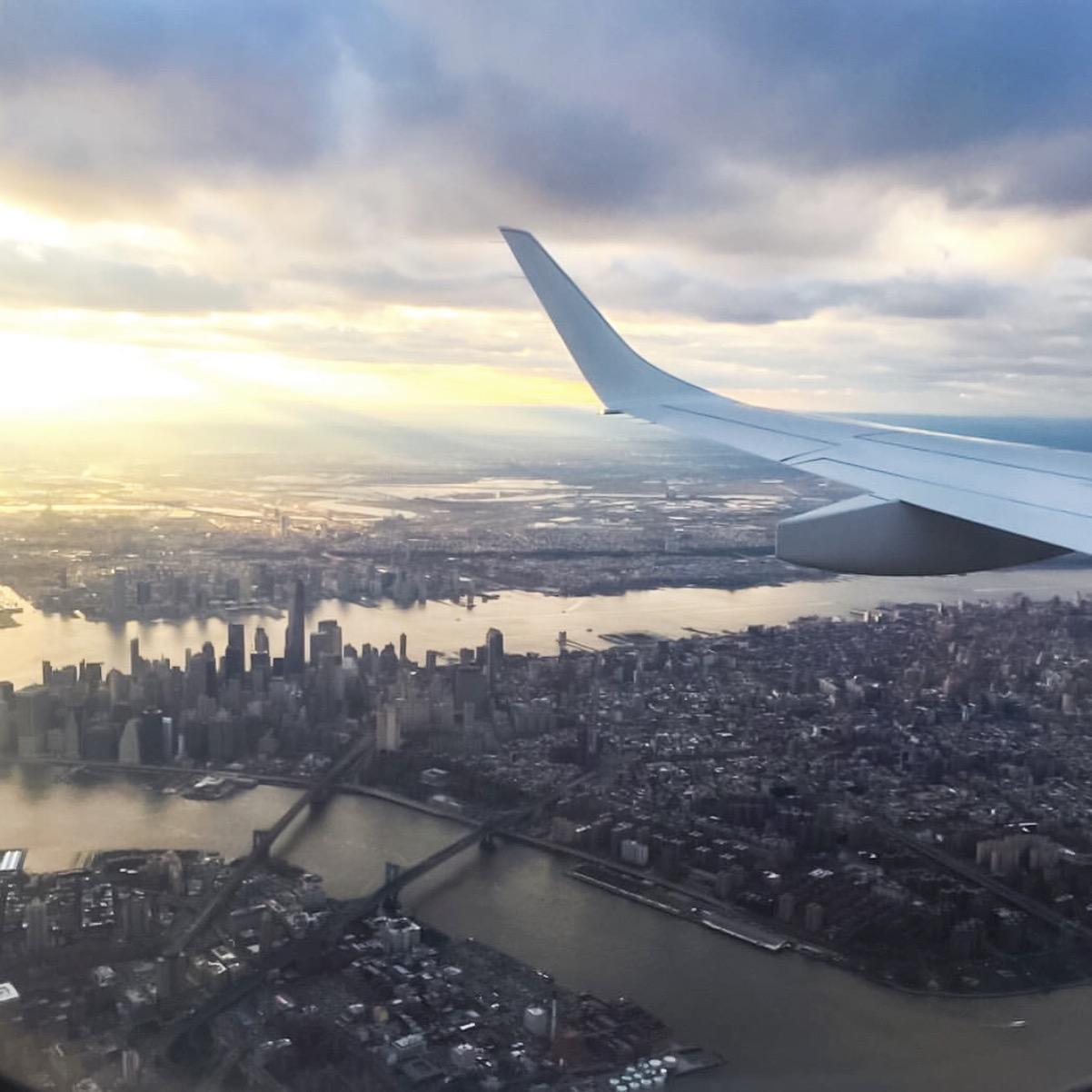 Goodbye NYC! Off to Hong Kong I go!