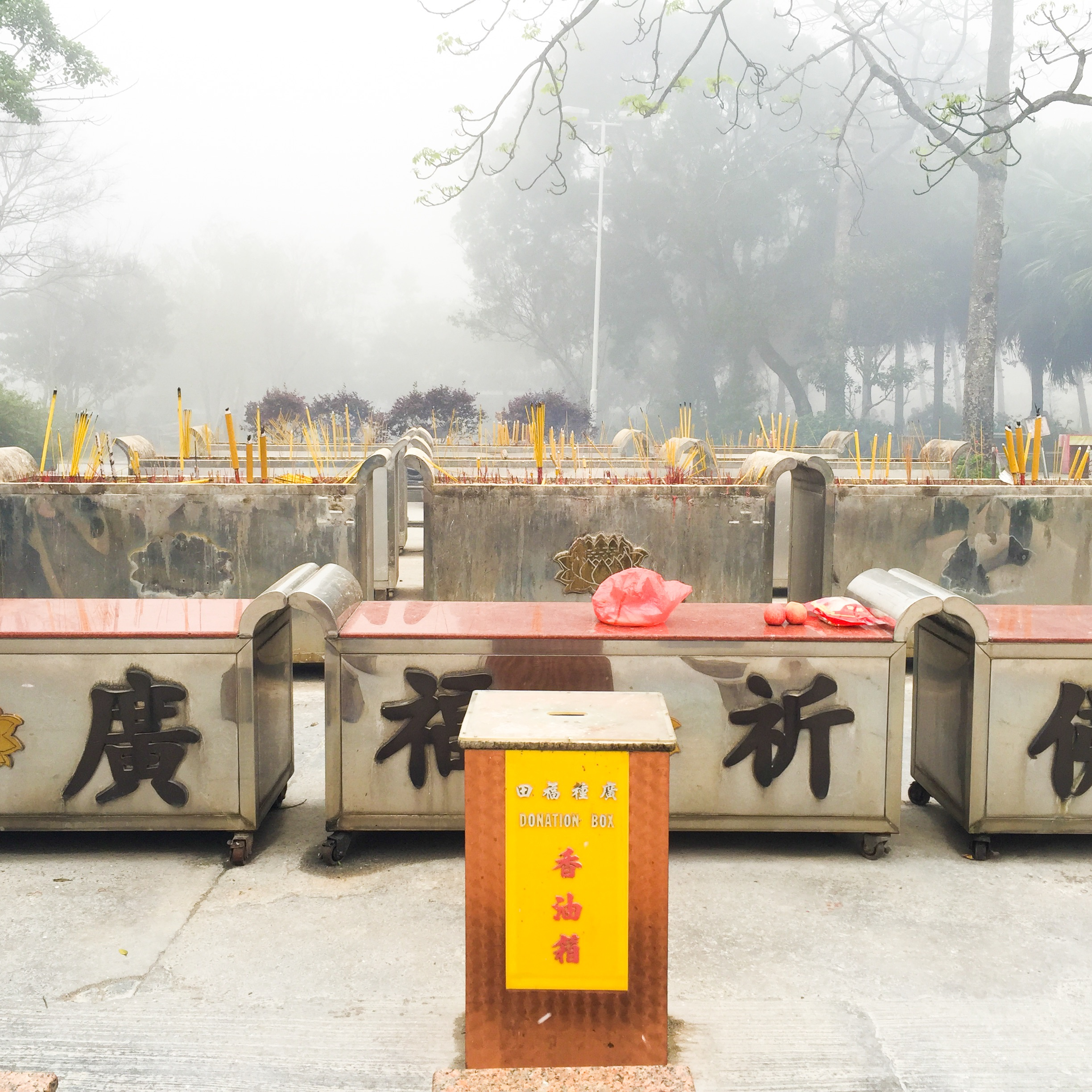 Essence shrines to offer prayers to Buddha
