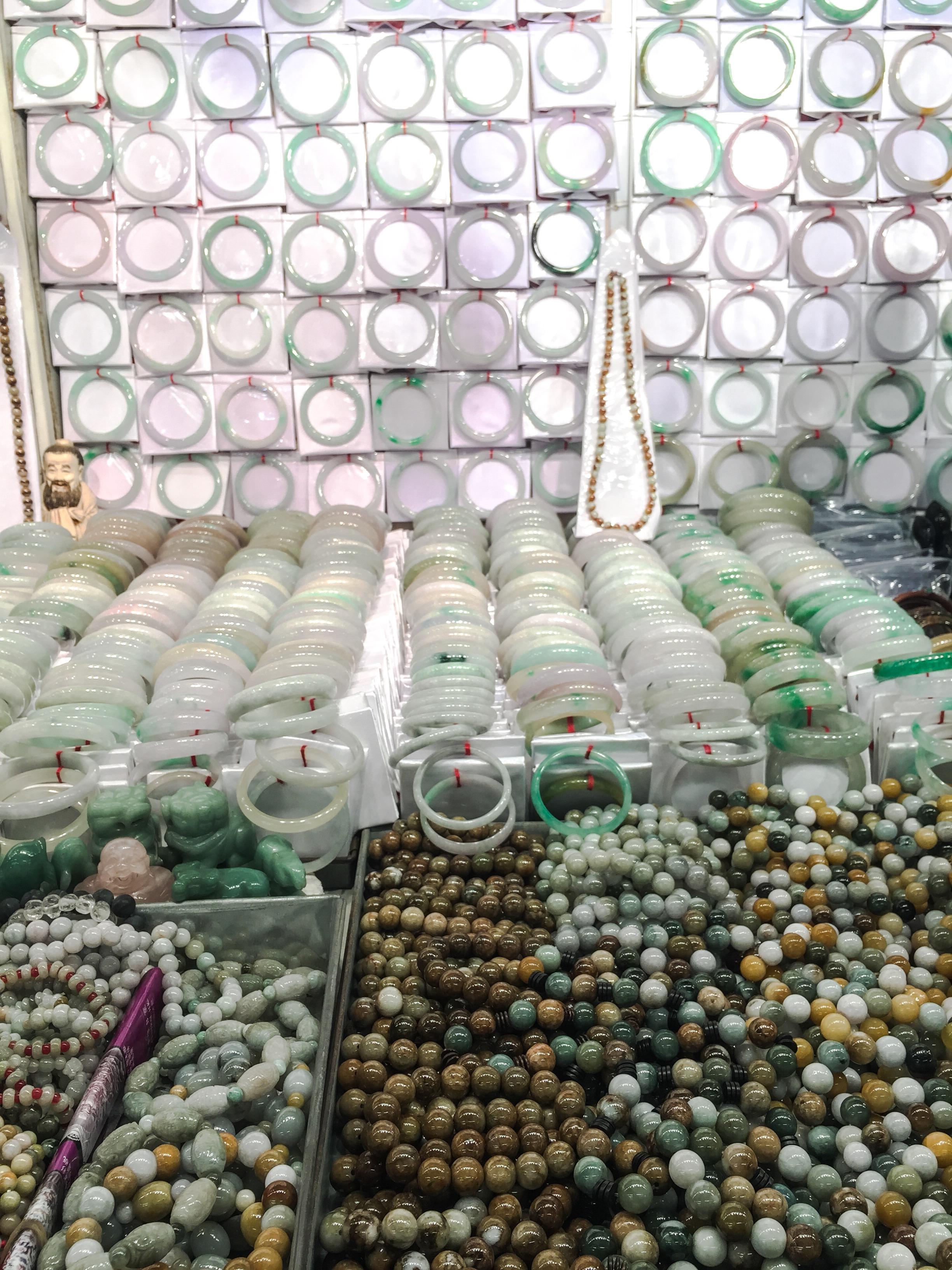Jade Market finds