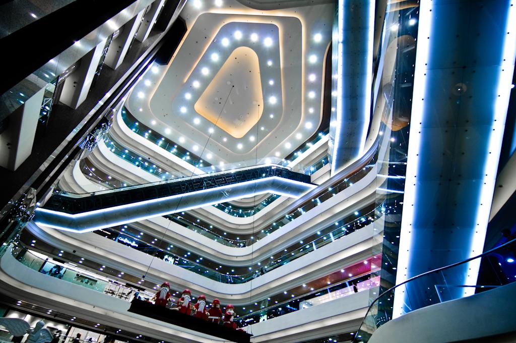 Times Square on Hong Kong Island. Photo via Adam Nowek