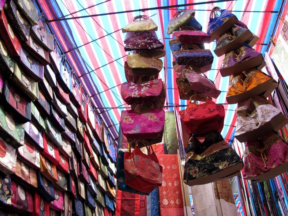 Ladies Market, Kowloon