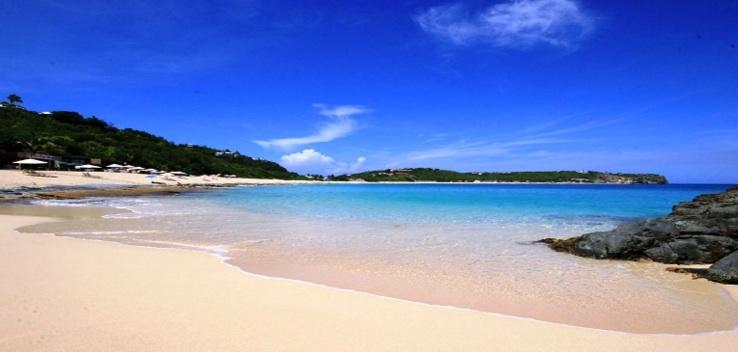Bale Rouge Beach, St. Maarten