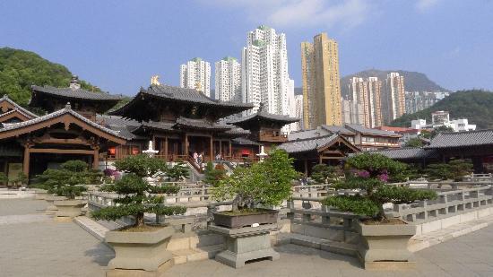 Chi Lin Nunnery and Garden