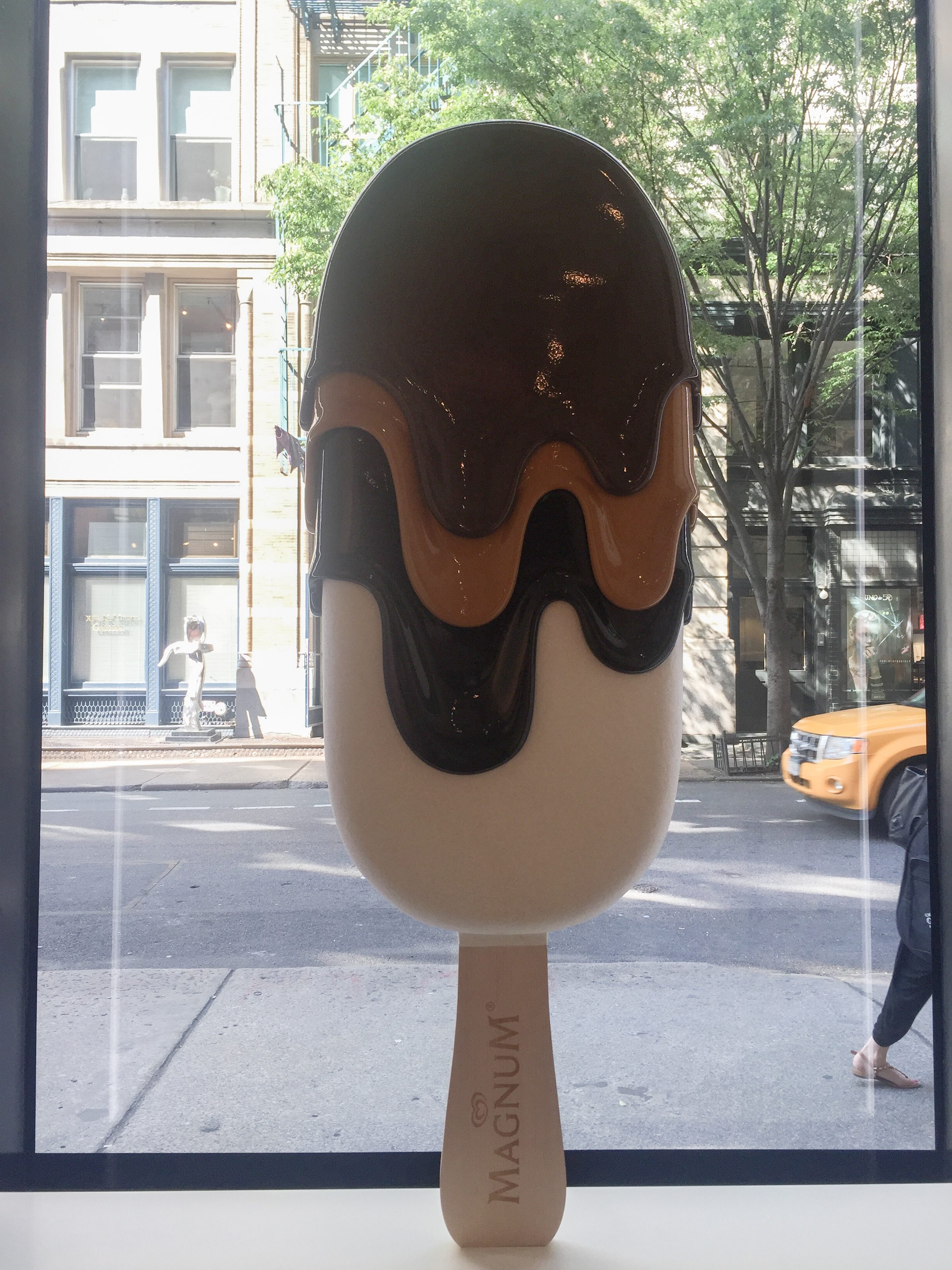 Magnum Ice Cream New York
