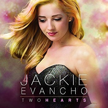 "Jackie's latest album  ""Two Hearts""  just hit #1 on Billboard Classical and #100 on Top 200. ""Disc 2"" debuts four original pop songs we wrote with Jackie - a whole new side of this amazing artist. Check out Sane, The Haunting, Pedestal and Wonderland. Your support by buying the album (only $9.99) is so much appreciated by all of us involved."
