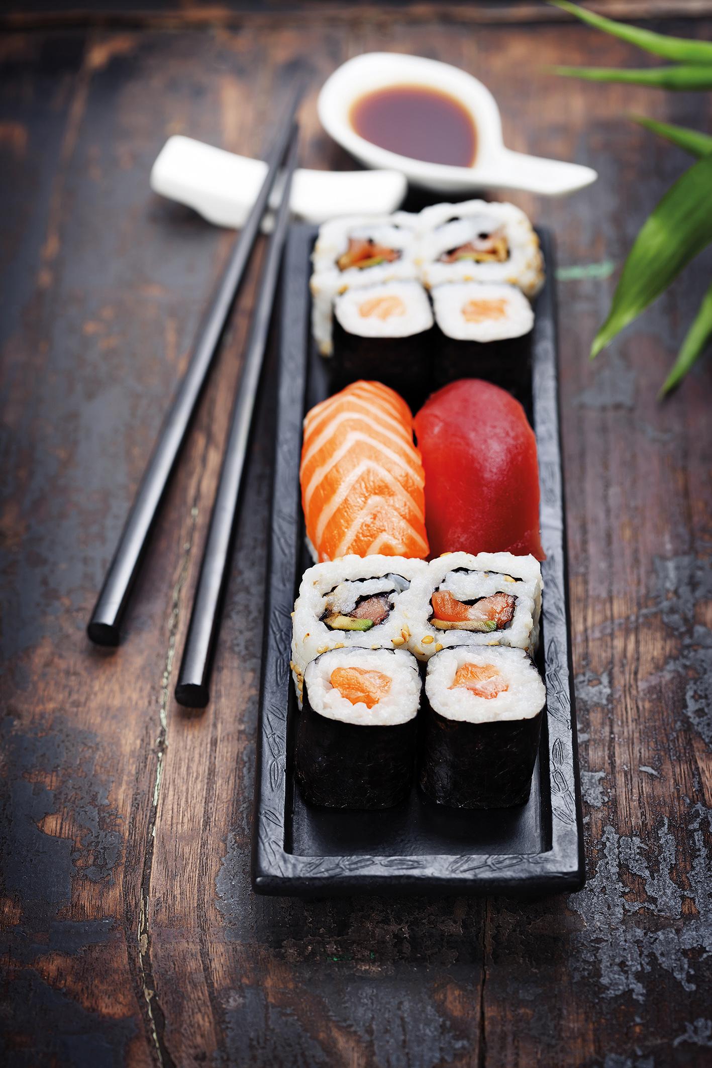 Sushi in Biberach & Oberschwaben