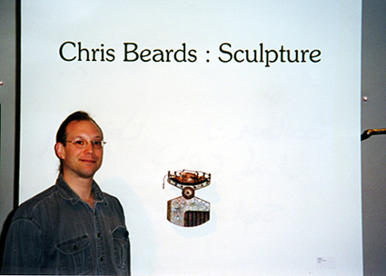 2000 - Southern Oregon University Gallery solo show